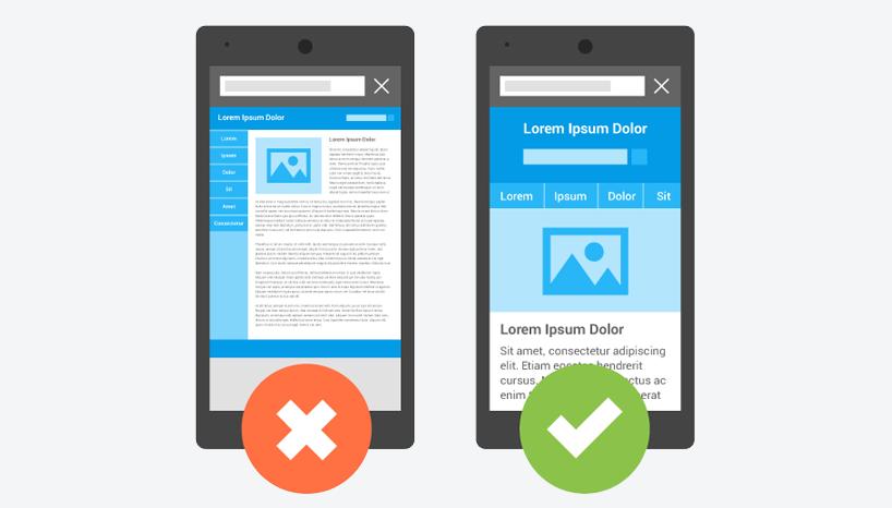 Мобильная версия сайта или адаптивный дизайн?