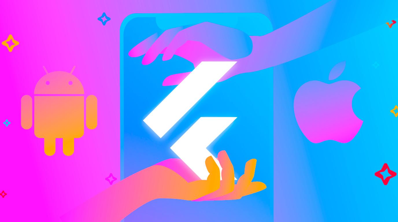 Flutter кроссплатформенный фреймворк для разработки приложений на Dart